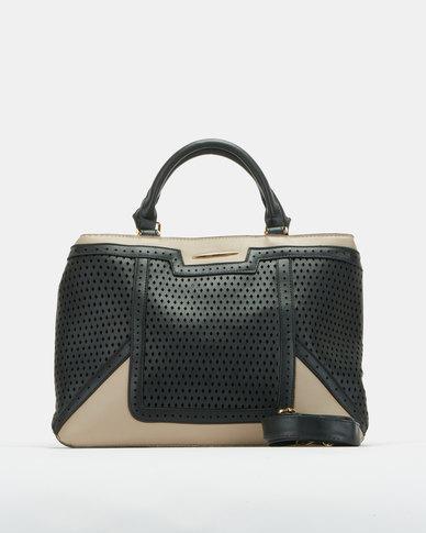 Utopia Handbag Black