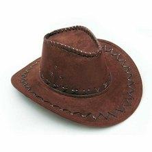 Big Brothers and Sisters Wholesalers Cowboy Hats Brown