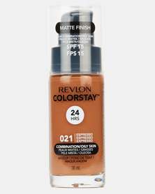 Revlon ColorStay Normal/Oily Foundation New Shades Espresso