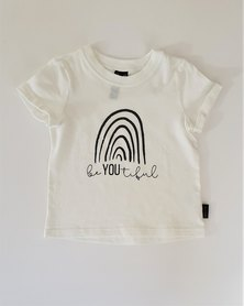Lola&Peach Cotton Tee Beautiful