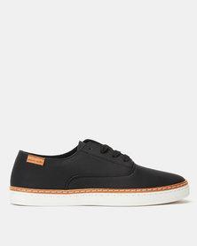 Pierre Cardin Deck Sneakers Black