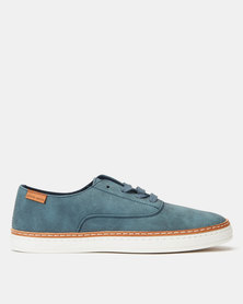Pierre Cardin Deck Sneakers Denim