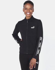 Puma Sportstyle Core Amplified FZ Jacket TR Puma Black
