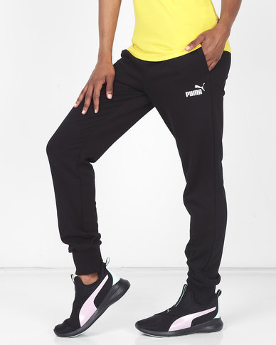 Puma Sportstyle Core ESS Sweat Pants TR cl Cotton Black