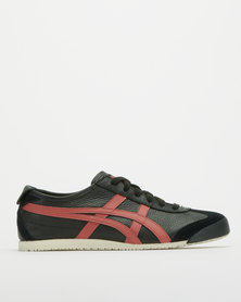 Ontisuka Tiger Mexico 66 Sneakers Black/Burnt Red
