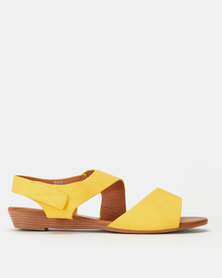 Butterfly Feet Alva Wedges Yellow