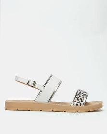 Butterfly Feet Danni White