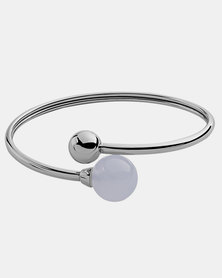 Skagen Sea Glass SS Bracelet Silver