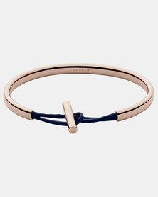 Skagen Anette Link Bracelet Rose Gold