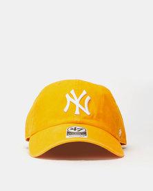 47 Brand Clean Up New York Cap Orange