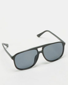 UNKNOWN EYEWEAR Digby Sunglasses Black