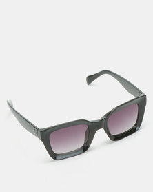UNKNOWN EYEWEAR Zeva Sunglasses Black