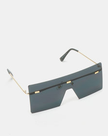 UNKNOWN EYEWEAR Galactic Sunglasses Black