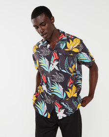 Hurley Domino Shirt Multi