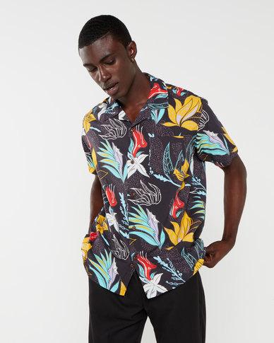 Hurley Domino Shirt Multi