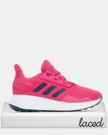 adidas Performance Girls Real Duramo 9 Sneakers Magenta