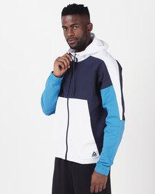 Reebok Performance MYT Woven Jacket Blue