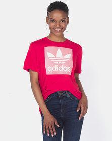 adidas Originals Bf Tee Pink
