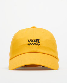 Vans Court Side Cap Yellow