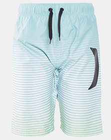 Hurley Circle Icon Boardshort Tropical Twist