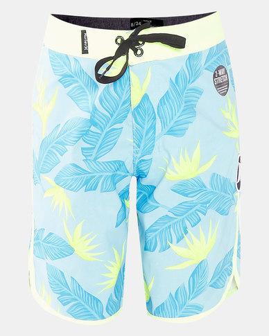 Hurley HRLB Hanoi Boardshorts Topaz Mist