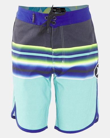 Hurley HRLB Zen Boardshorts Tropical Twist