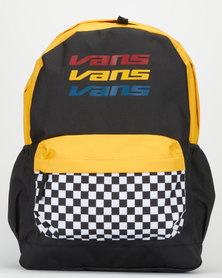 Vans Sporty Realm Plus Backpack Black