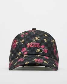 Vans Court Side Printed Cap Black