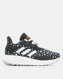 adidas Boys Duramo 9 Sneakers Black/Grey