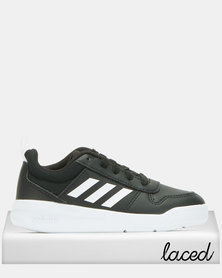 adidas Boys Vector Sneakers Black/White