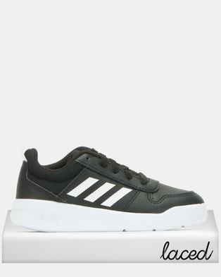 adidas Boys Vector Sneakers Black/White