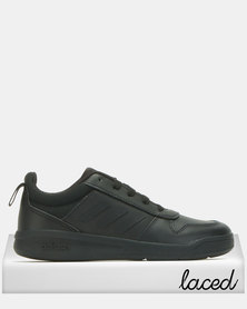 adidas Boys Black Vector Sneaker