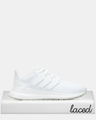 adidas Boys Runfalcon Sneakers White