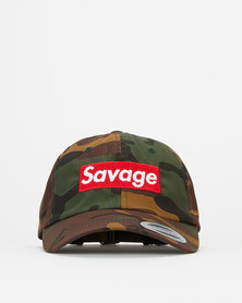 FLEXFIT Savage Peak Cap Camo