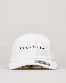 FLEXFIT Friends Peak Cap White