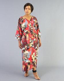 Bela Moca Boutique Over-sized Dress