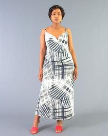 Bela Moca Boutique Cowl Dress