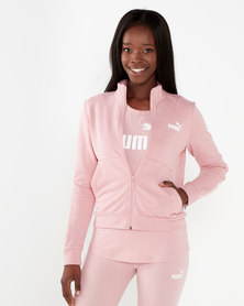 Puma Sportstyle Core Amplified FZ Jacket TR Bridal Rose