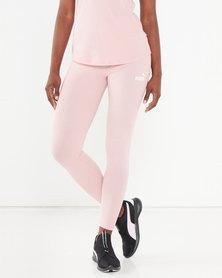 Puma Sportstyle Core Amplified Leggings Bridal Rose