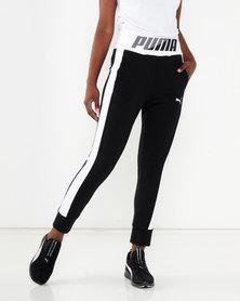 Puma Sportstyle Core Modern Sport Track Pants Puma Black
