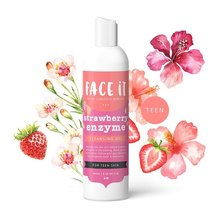 Hey Gorgeous, Face It Strawberry Enzyme Cleansing Gel