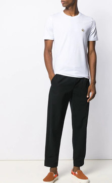 Love Moschino  Peace Sign T-shirt M47318AE1811   White