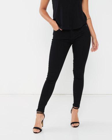 Sissy Boy Day Dream Ryder Basic Skinny Jeans Black