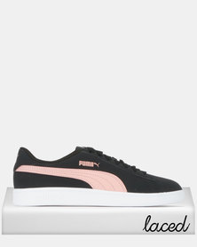 Puma Sportstyle Core Smash v2 Buck Sneakers  Puma Black-Bridal Rose