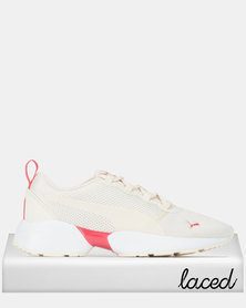 Puma Sportstyle Core Sirena Sport Sneakers Pastel Parchment-Nrgy Rose