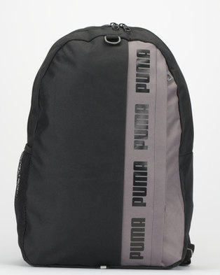 Puma Sportstyle Core Phase Backpack II Puma Black