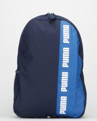 Puma Sportstyle Core Phase Backpack II Peacoat Blue