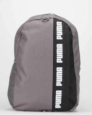 Puma Sportstyle Core Phase Backpack II Castlerock Grey