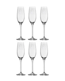 Leonardo Champagne Glass Chateau 200ml Set of 6
