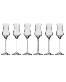 Leonardo Grappa Liqueur Glass Chateau 90ml Set of 6